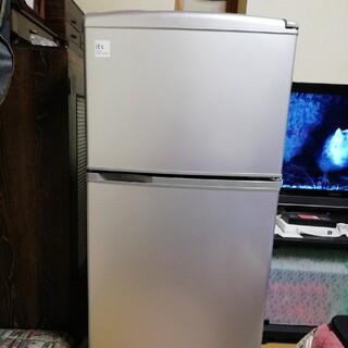 サンヨー(SANYO)の小型冷蔵庫 SANYO 2010製(冷蔵庫)