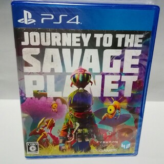 PlayStation4 - PS4 Journey to the savage planet