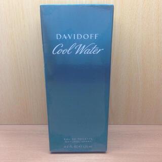 DAVIDOFF - 【新品未開封】125ml ダビドフ クール ウォーター