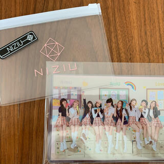 NiziU♡シーグリポストカード♡ケース