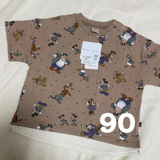 futafuta - 新品!futafuta♡ミッキー Tシャツ 90