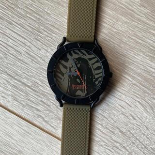 ヒステリックグラマー(HYSTERIC GLAMOUR)のHYSTERIC GLAMOUR 腕時計(ラバーベルト)