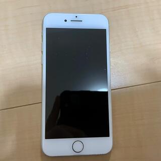 アップル(Apple)のiPhone8 256GB silver(スマートフォン本体)