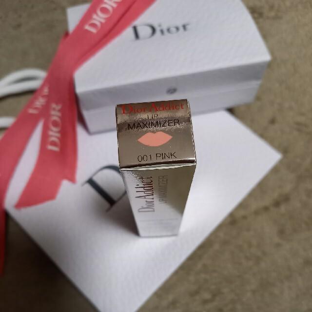 Christian Dior(クリスチャンディオール)のDior アディクト リップマキシマイザー 001 ピンク 6ml コスメ/美容のベースメイク/化粧品(リップグロス)の商品写真