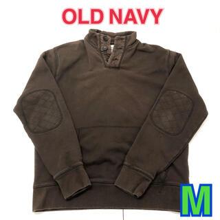 Old Navy - 60 USA 古着 OLD NAVY スウェット M ブラウン