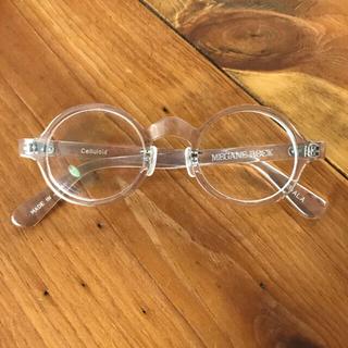 ビームス(BEAMS)のメガネロック  コアラ clear  鯖江 眼鏡(サングラス/メガネ)