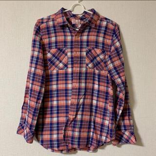 コーエン(coen)のcoen チェックシャツ(シャツ/ブラウス(長袖/七分))