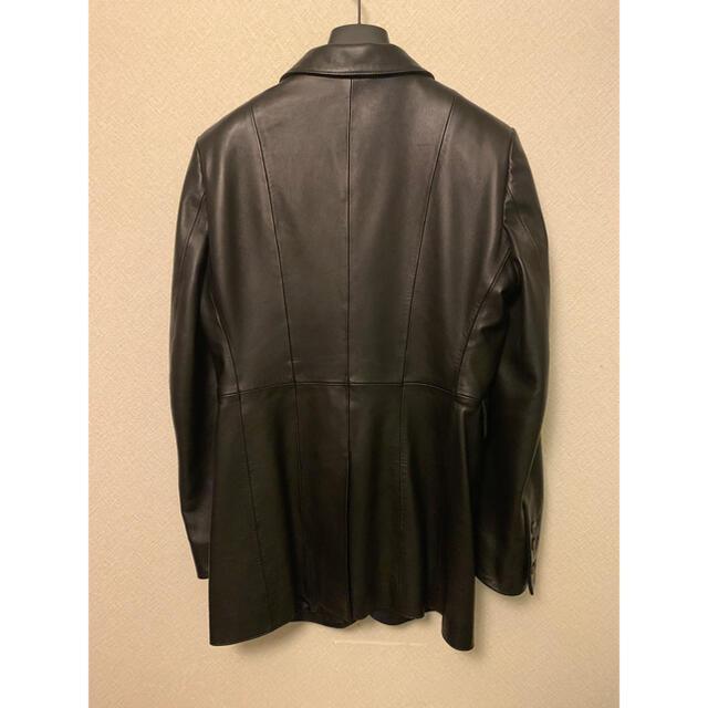 Maison Martin Margiela(マルタンマルジェラ)のWales Bonner 18SS レザージャケット  メンズのジャケット/アウター(レザージャケット)の商品写真