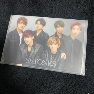 Johnny's - SixTONES ストーンズ FC特典 会員証ケース/パスケース