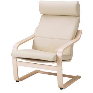 イケア(IKEA)のIKEA チェア 椅子 ホワイト(ダイニングチェア)