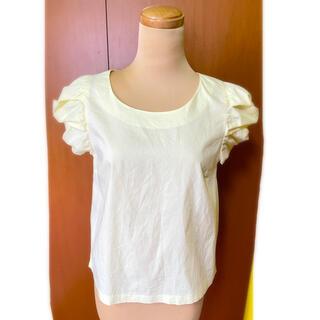 レトロガール(RETRO GIRL)のパフスリーブシャツ (Tシャツ(半袖/袖なし))