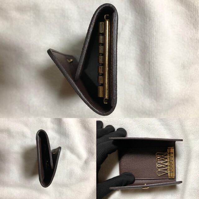 LOUIS VUITTON(ルイヴィトン)のルイヴィトン ダミエ キーケース 6連 メンズのファッション小物(キーケース)の商品写真