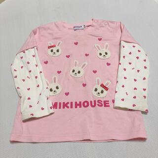 mikihouse - ミキハウス トップス うさこ