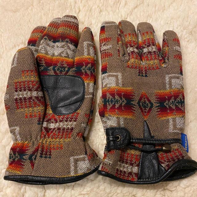 PENDLETON(ペンドルトン)のペンドルトン pendleton 手袋 レザー メンズのファッション小物(手袋)の商品写真