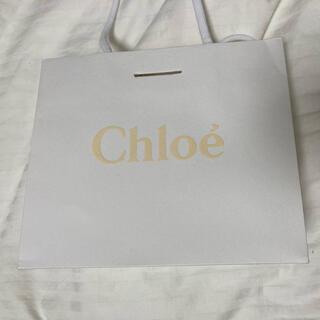 クロエ(Chloe)のクロエ 紙バッグ ショッパー(ショップ袋)