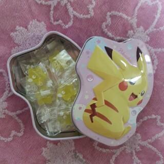 ポケモン ピカチュウの缶が可愛い❤️ キャンディ