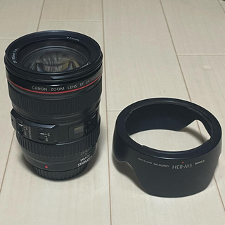 Canon - 【美品】Canon EF24-105mm F4L IS USM