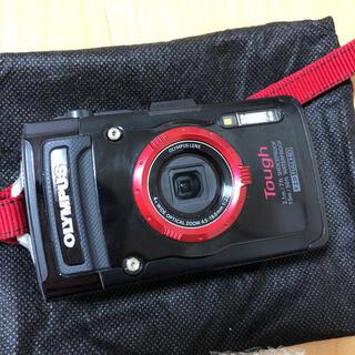 OLYMPUS - OLYMPUS TG-2 デジタルカメラ デジカメ Tough タフ