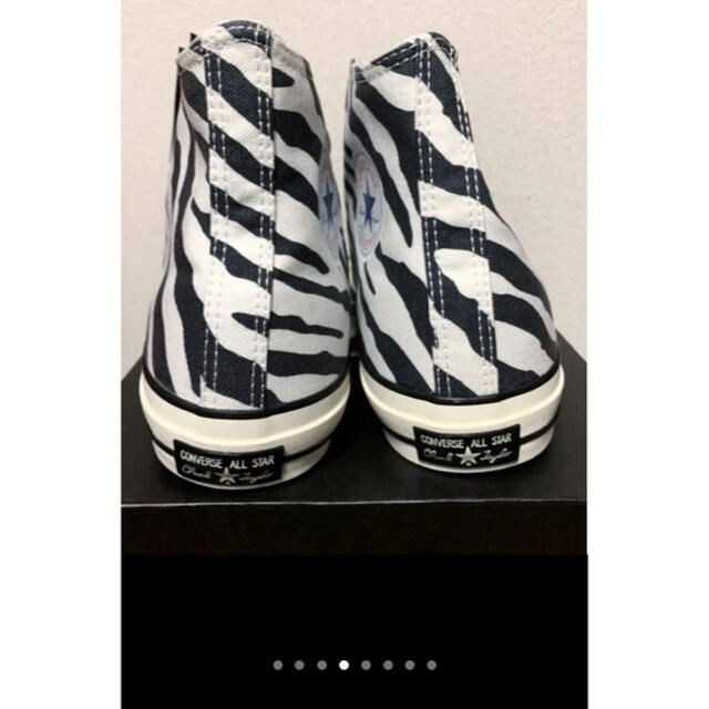 CONVERSE(コンバース)のコンバース チャックテイラー キムタク着 CONVERSE ZEBLA 27.5 メンズの靴/シューズ(スニーカー)の商品写真