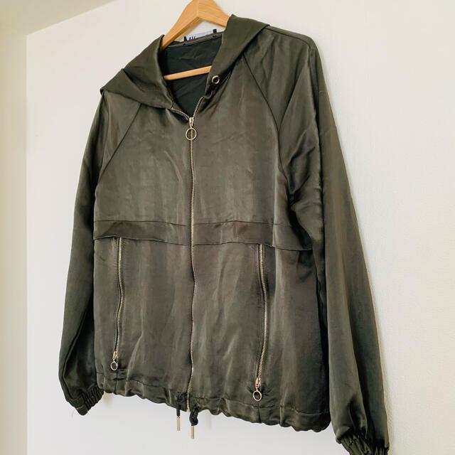 ZARA(ザラ)のma様専用 レディースのジャケット/アウター(ナイロンジャケット)の商品写真