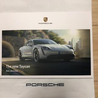 ポルシェ(Porsche)のポルシェ タイカン カタログ(カタログ/マニュアル)