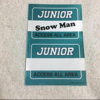 Johnny's - 【激安】SnowManステッカー