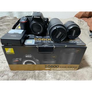 Nikon - Nikon D5600