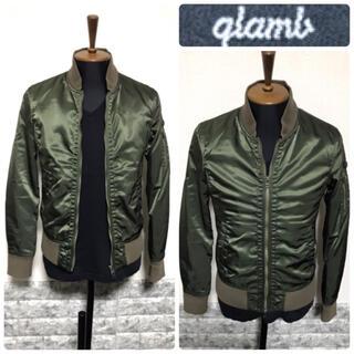 glamb - glamb MA-1 ブルゾン ミリタリージャケット グラム【美品】