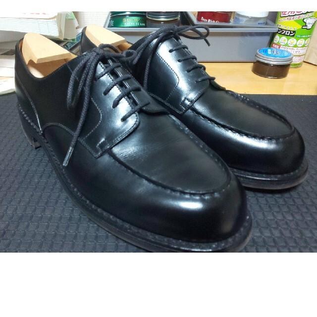 J.M. WESTON(ジェーエムウエストン)のJ.M.Weston ゴルフ 7.5D ボックスカーフ メンズの靴/シューズ(ドレス/ビジネス)の商品写真