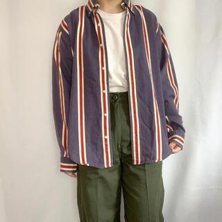 POLO RALPH LAUREN - POLO Ralph Lauren 90s ストライプシャツ