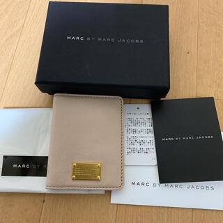 マークバイマークジェイコブス(MARC BY MARC JACOBS)の値下げ 新品 MARC BY MARCJACOBS パスケース(名刺入れ/定期入れ)