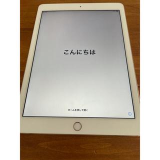 Apple - iPad Air2 16GB ゴールド ケース付き