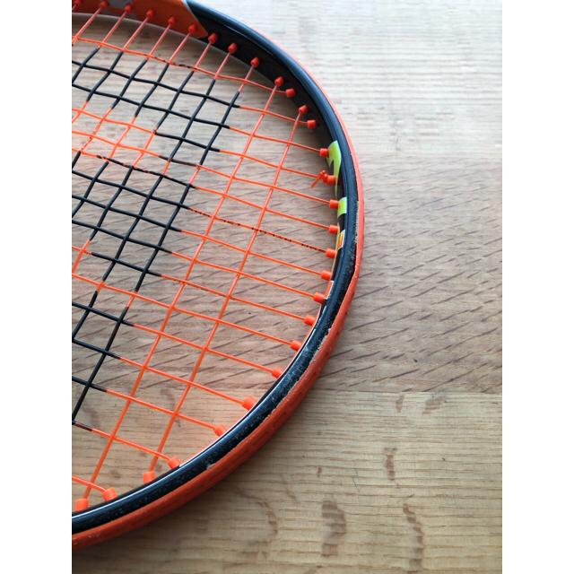 wilson(ウィルソン)のWilson ウィルソン キッズ ラケット 19 スポーツ/アウトドアのテニス(ラケット)の商品写真