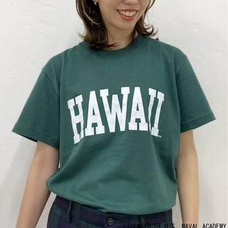 DEUXIEME CLASSE - 【GOOD ROCK SPEED/グッドロックスピード】 HAWAII Tシャ