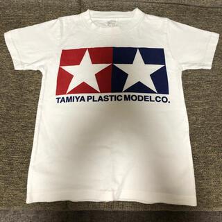 TAMIYA タミヤTシャツ 120cm キッズ
