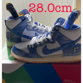 NIKE - NIKE SB DUNK HiGH × CARPET COMPANY 28.0㎝