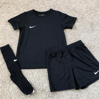 NIKE - ナイキキッズサッカー3点セット