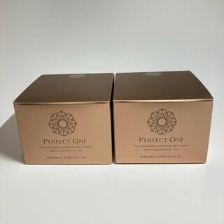 PERFECT ONE - 新品☆パーフェクトワン リンクルストレッチジェル 50g×2個 オールインワン