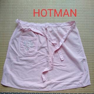 hotmanエプロンピンク(その他)