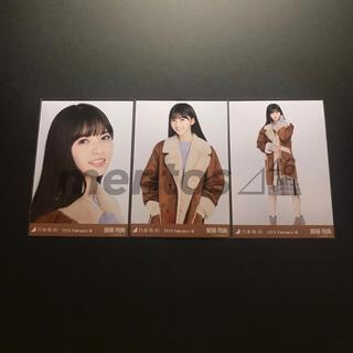 ノギザカフォーティーシックス(乃木坂46)の乃木坂46 生写真 コンプ ムートン 齋藤飛鳥(アイドルグッズ)
