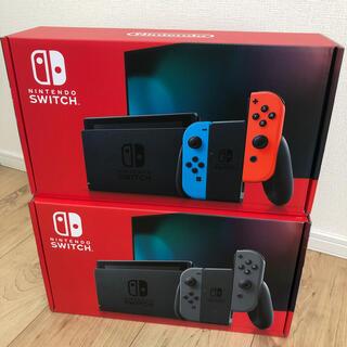 Nintendo Switch - ニンテンドースイッチ 本体 2台セット