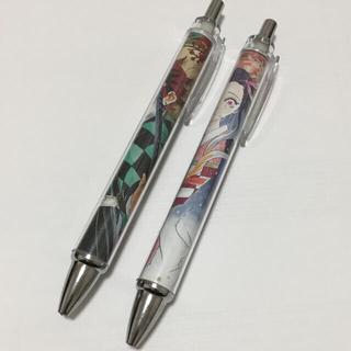 ボールペン2本セット(鬼滅の刃)黒(その他)