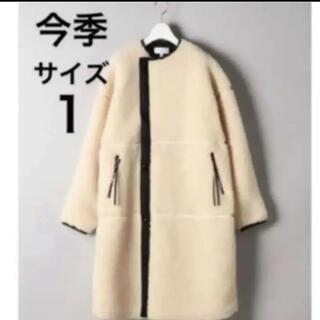 HYKE - 最終価格HYKE♡FAUX SHEARLING COAT