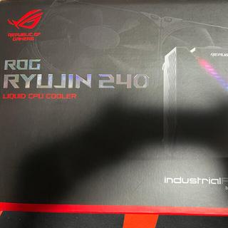 エイスース(ASUS)のASUS ROG RYUJIN240(PCパーツ)