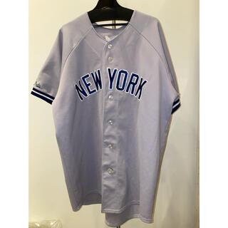 マジェスティック(Majestic)のmajestic new york Baseball uniform(ウェア)