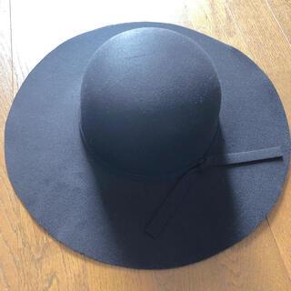 セシルマクビー(CECIL McBEE)の【新品タグ付き】セシルマクビー 女優帽 ハット(ハット)