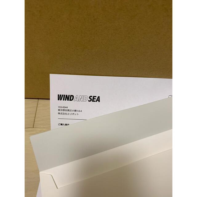 Ron Herman(ロンハーマン)のWDS × STACKSTO バケット 黒 wind and sea  メンズのファッション小物(その他)の商品写真