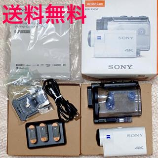 SONY - SONY FDR-X3000☆4kビデオカメラ