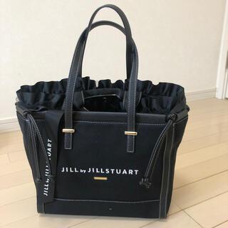 JILL by JILLSTUART - ジルbyジルスチュアート/黒トートバッグ♡