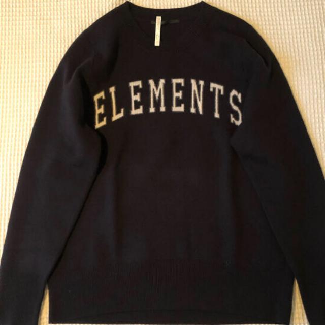 L'Appartement DEUXIEME CLASSE(アパルトモンドゥーズィエムクラス)の専用!AP STUDIO  ELEMENTS Knitプルオーバー アパルトモン レディースのトップス(ニット/セーター)の商品写真